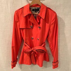 Black River trench coat